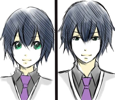 anime uke uke and seme by muurin on deviantart