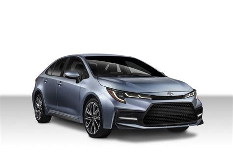 Toyota New 2020 by Photo Comparison 2020 Toyota Corolla Sedan Vs 2014