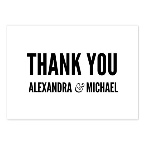 Thank You Business Cards Sayings