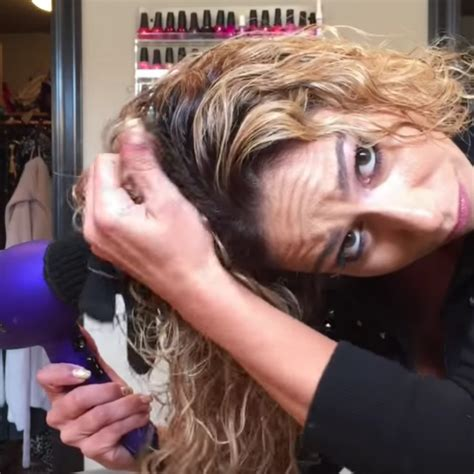 Hair Dryer Diffuser Sock does this hair drying hack really work