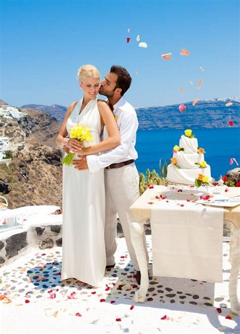 Santorini wedding ceremony packages   your #wedding #