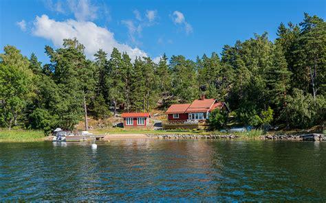 schweden bilder hintergrundbilder stockholm schweden natur sommer flusse