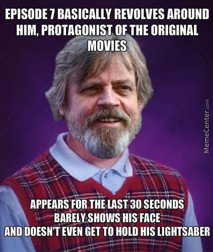 Luke Meme - image gallery skywalker meme