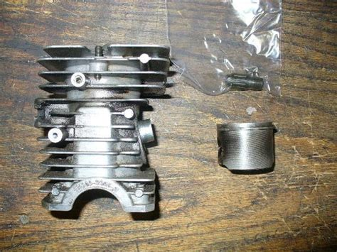 turbo and piston jonsered 2050 turbo chainsaw piston and cylinder kit