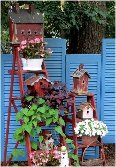 10 and cool birdhouse inspired home decor ideas