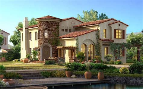 spanish house designs styles old spanish style house plans