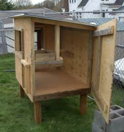 custom coop construction ideas seattle chicken ranching