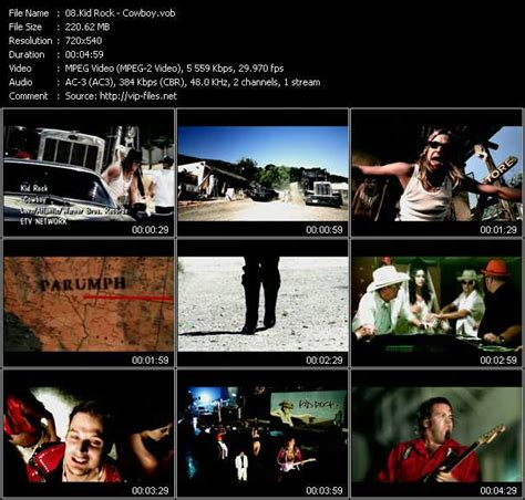 kid rock videos cowboy country music videos for downloading willie nelson