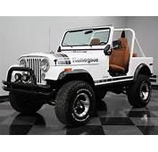 1980 Jeep CJ 7  Post MCG Social™ MyClassicGarage™