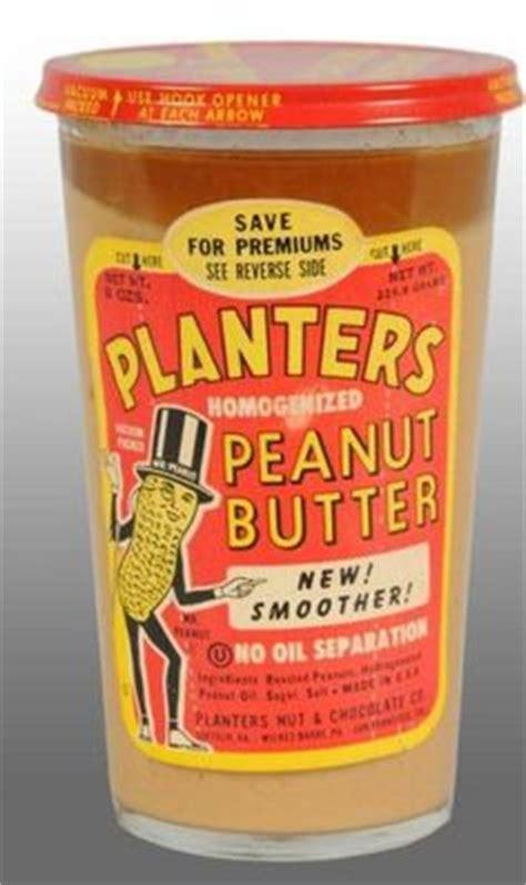 Planters Peanut Butter Cookies by Vintage Planters Peanut Jar Planter Jars