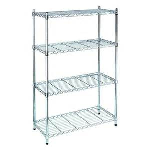 hdx 4 shelf 54 in h x 36 in w x 14 in d wire unit in