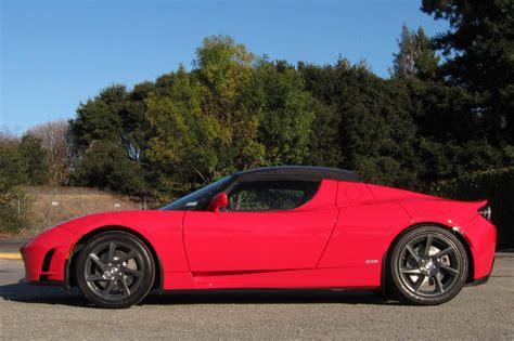 2012 Tesla Roadster 2012 Tesla Roadster Edition Picture 430918 Car
