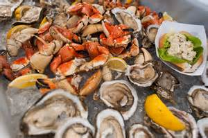 Seafood seafood and music festival at port canaveral featuring
