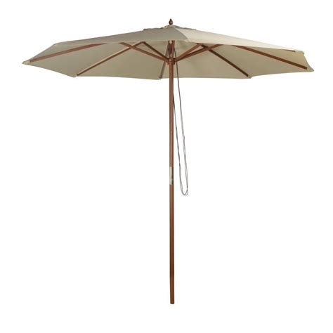 9ft Patio Umbrella 9 Ft Market Patio Umbrella In Y99151 The Home Depot