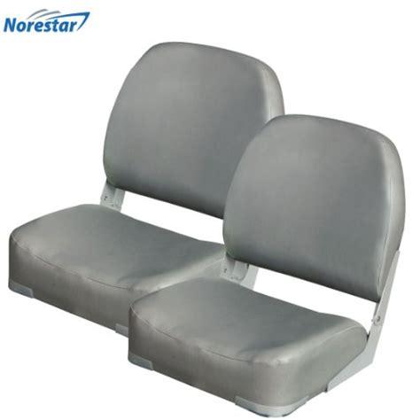 good cheap boat seats set of 2 standard folding boat seats norestar discount