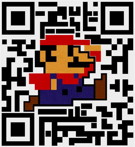 3d Home Design Software Free No Download by Qr Code Super Mario Unscannable Plumber Technabob