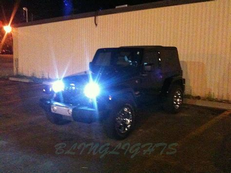 Jeep Hid Headlights 2007 2008 2009 2010 2011 2012 Jeep Wrangler Jk Xenon