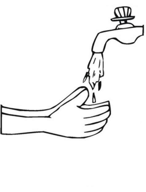imagenes para colorear higiene personal utiles de aseo de ni 241 os colouring pages page 3
