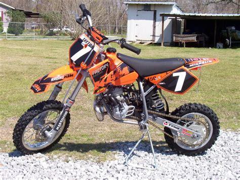 2009 Ktm 50 Sx 2009 Ktm 50 Sx Junior Pics Specs And Information