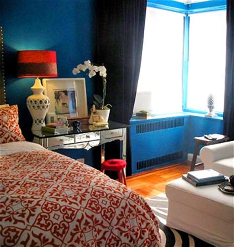 domino bedrooms ideas for small spaces jewel tones in new york studio