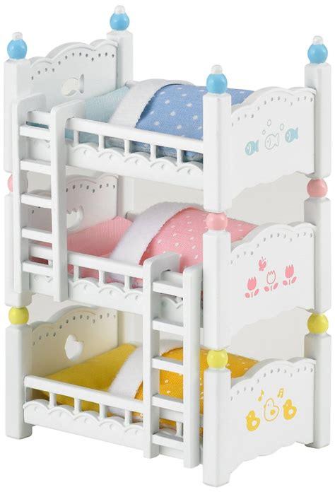 Bunk Bed Ebay Sylvanian Families Bunk Beds Ebay