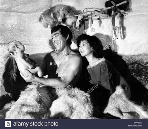 Yokiro Tuniq anthony quinn yoko tani the savage innocents 1960 stock photo royalty free image 30959392