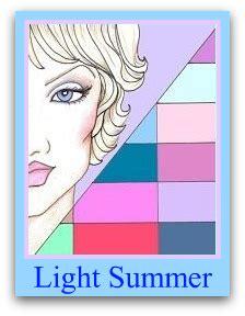 Light Summer Color Palette by Image Light Summer Color Palette