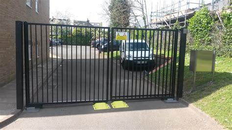 swing gates designs london gates grilles industrial gates archives london