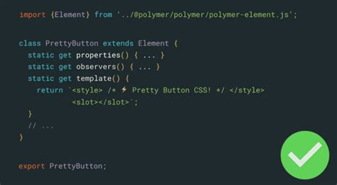 javascript date format npm polymer 3 0 moves to npm and es6 modules with templates in