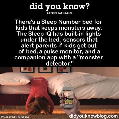 sleep iq bed there s a sleep number bed for kids that keeps monsters