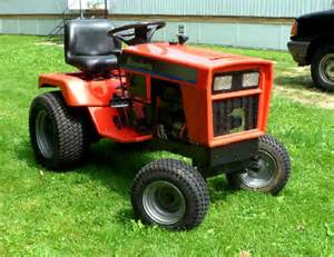 michael s tractors simplicity and allis chalmers garden