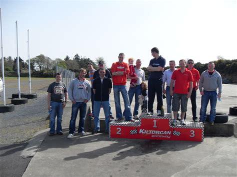porsche club ireland karting kiltorcan raceway co kilkenny 10th april