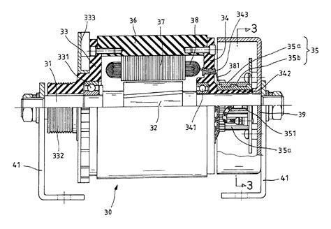 Electrik Treadmill Tl 288 Motor Dc patent us6833644 external rotor brush dc motor for a
