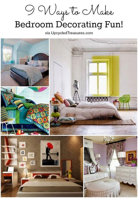 cool ways to decorate your bedroom design beuatiful 9 ways to make bedroom decorating fun