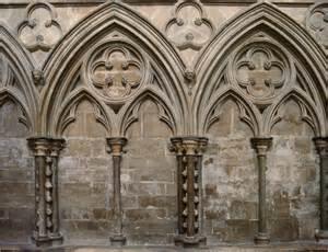 gothic designers cone 023 quatrefoil papermatrix
