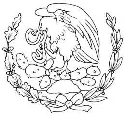 dibujos alusivos para colorear de los simbolos patrios peru s 237 mbolos patrios m 233 xico para colorear material de