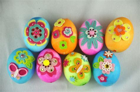 decorar huevos c 243 mo decorar un huevo de pascua las ideas m 225 s originales