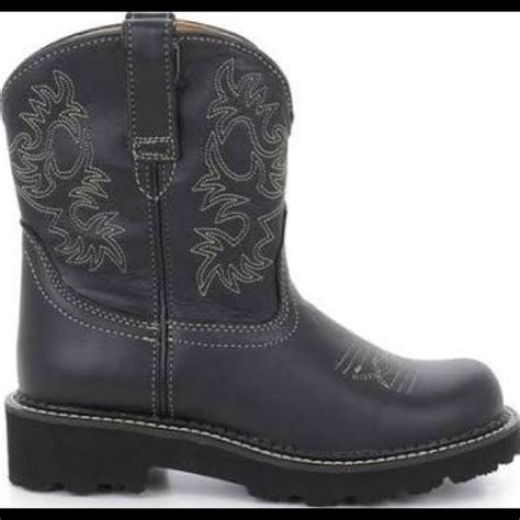 black ariat boots for black ariat fatbaby boots boot ri