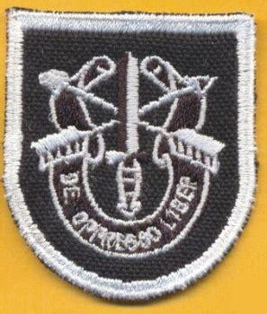 Aufnäher Patches Online Shop by Ranger Jack Armyonlinestore Sfg Special Forces