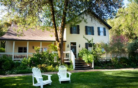 farmhouse inn california wine country preferred hotels