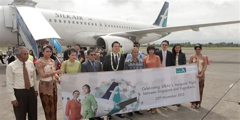airasia yogyakarta to singapore silkair makes yogyakarta its 12th destination in indonesia