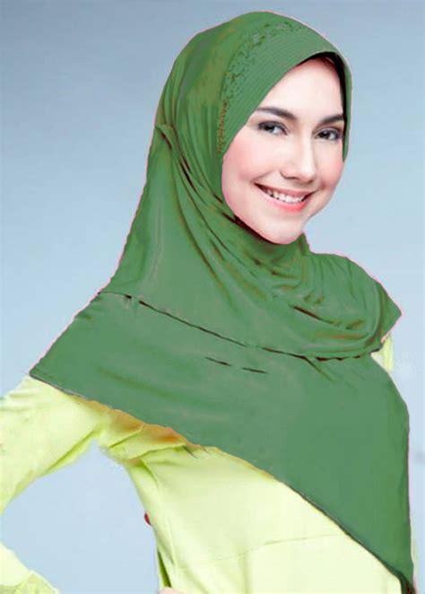 Jilbab Zoya Two In One Bluma Hijau jual zoya alia hs regata hijau 001 harga dan review indojilbab