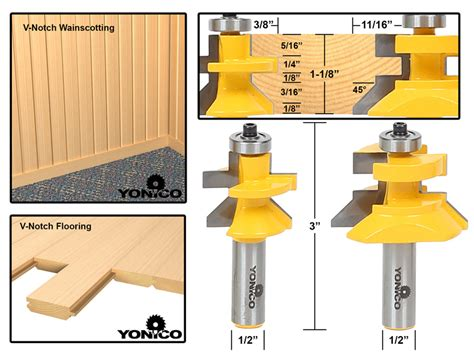 Joinery Tongue Amp Groove V Groove Amp Matched Tongue