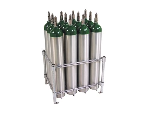E Rack by 12 E Oxygen Cylinder Rack From Wt Farley