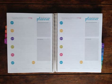 Diy Planner Organizer On Pinterest Planners Planner Template And Color Coding Planner Do It Yourself Planner Templates