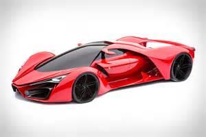 Future Ferraris F80 Concept Uncrate