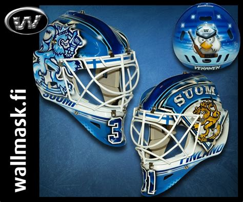 design hockey helmet 121 best images about goalie masks on pinterest