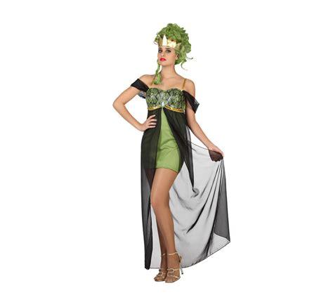 imagenes trajes egipcios disfraz de diosa griega verde para mujer