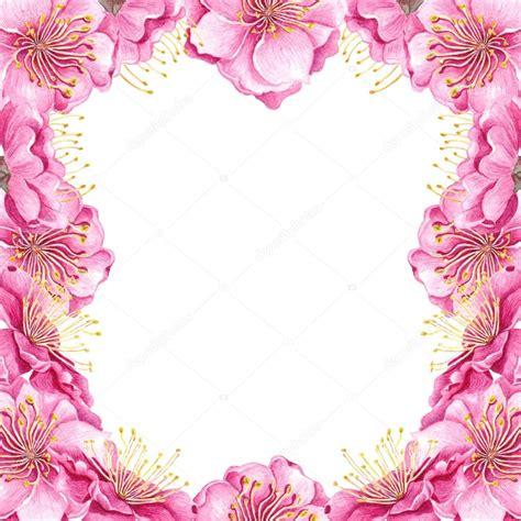 cornici fiori cornice di fiori di pesco foto stock 169 kois00kois 125229518