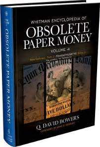 9 whitman encyclopedia of obsolete paper money books two new volumes in the whitman encyclopedia of obsolete